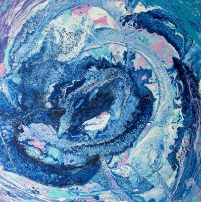 Oceán - Katarína Regešová - Nadčasové obrazy