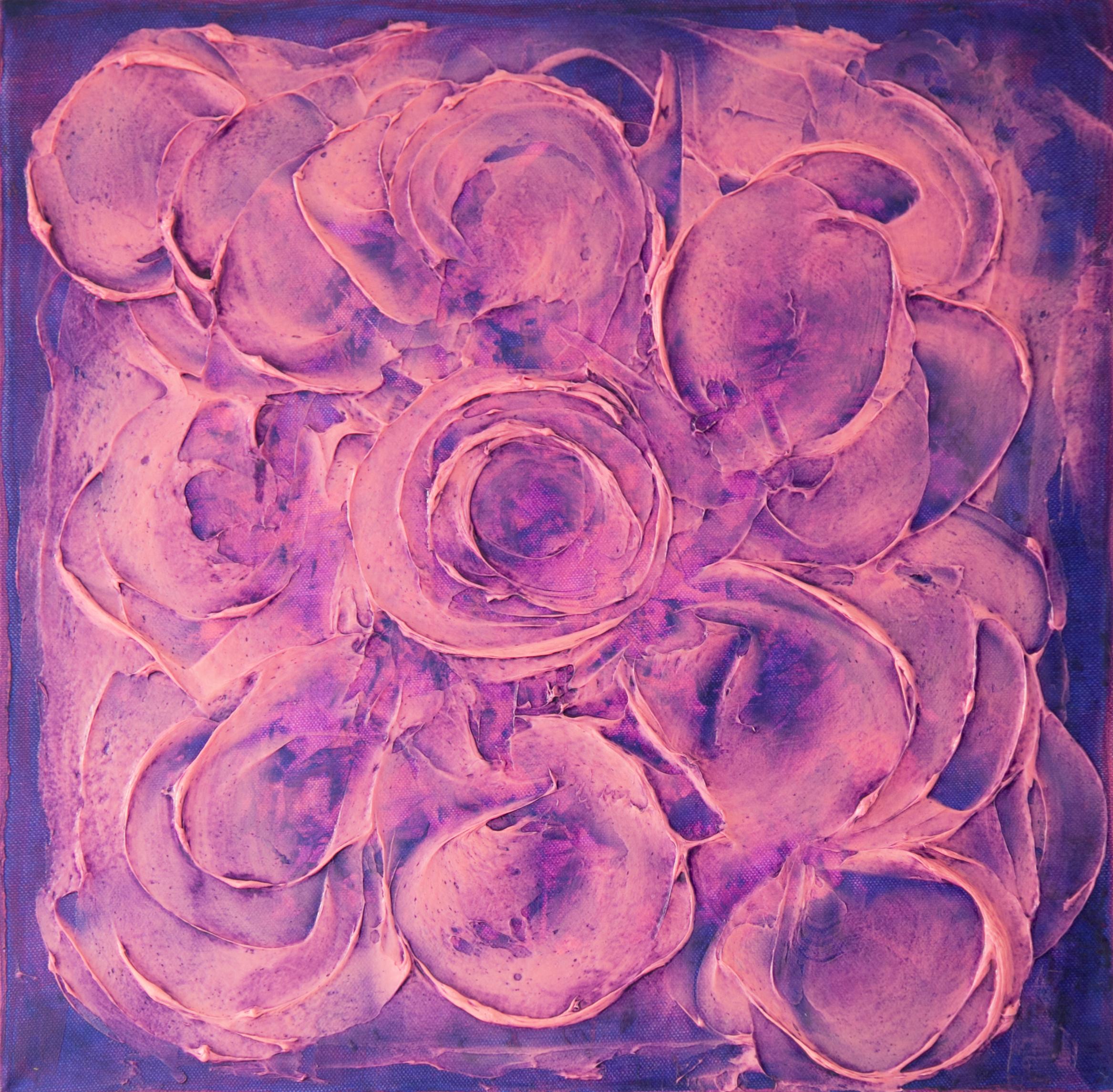 Stěna růží - Katarína Regešová - Nadčasové obrazy