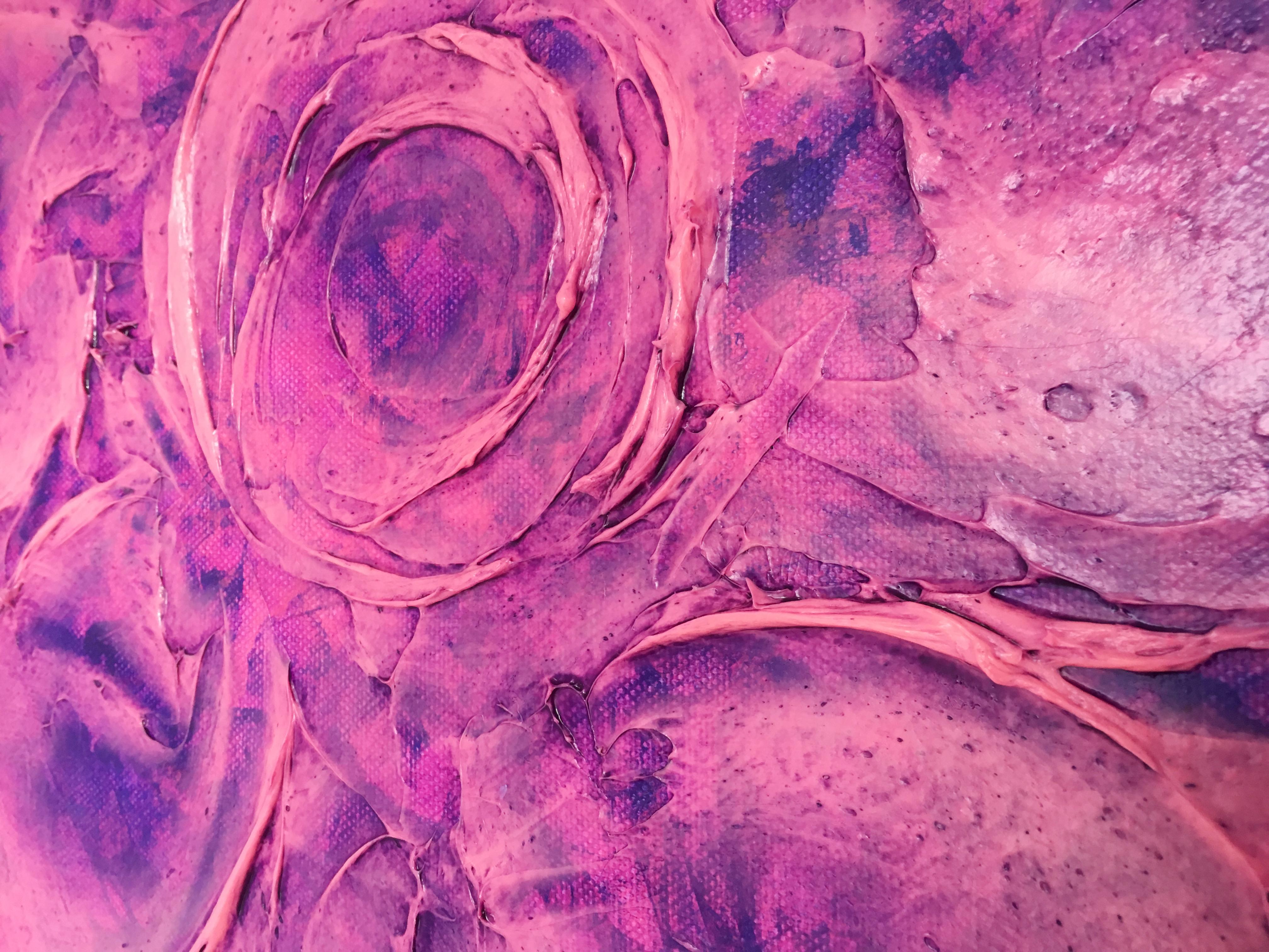 Stěna růží detail Katarína Regešová