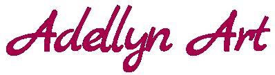 Nadčasové obrazy – Adellyn Art Logo