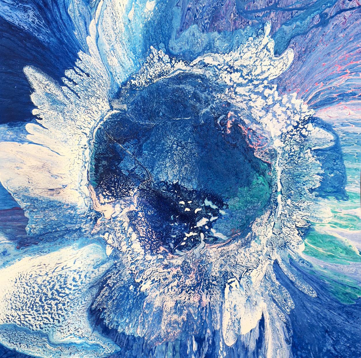 Modrý svět - Katarína Regešová