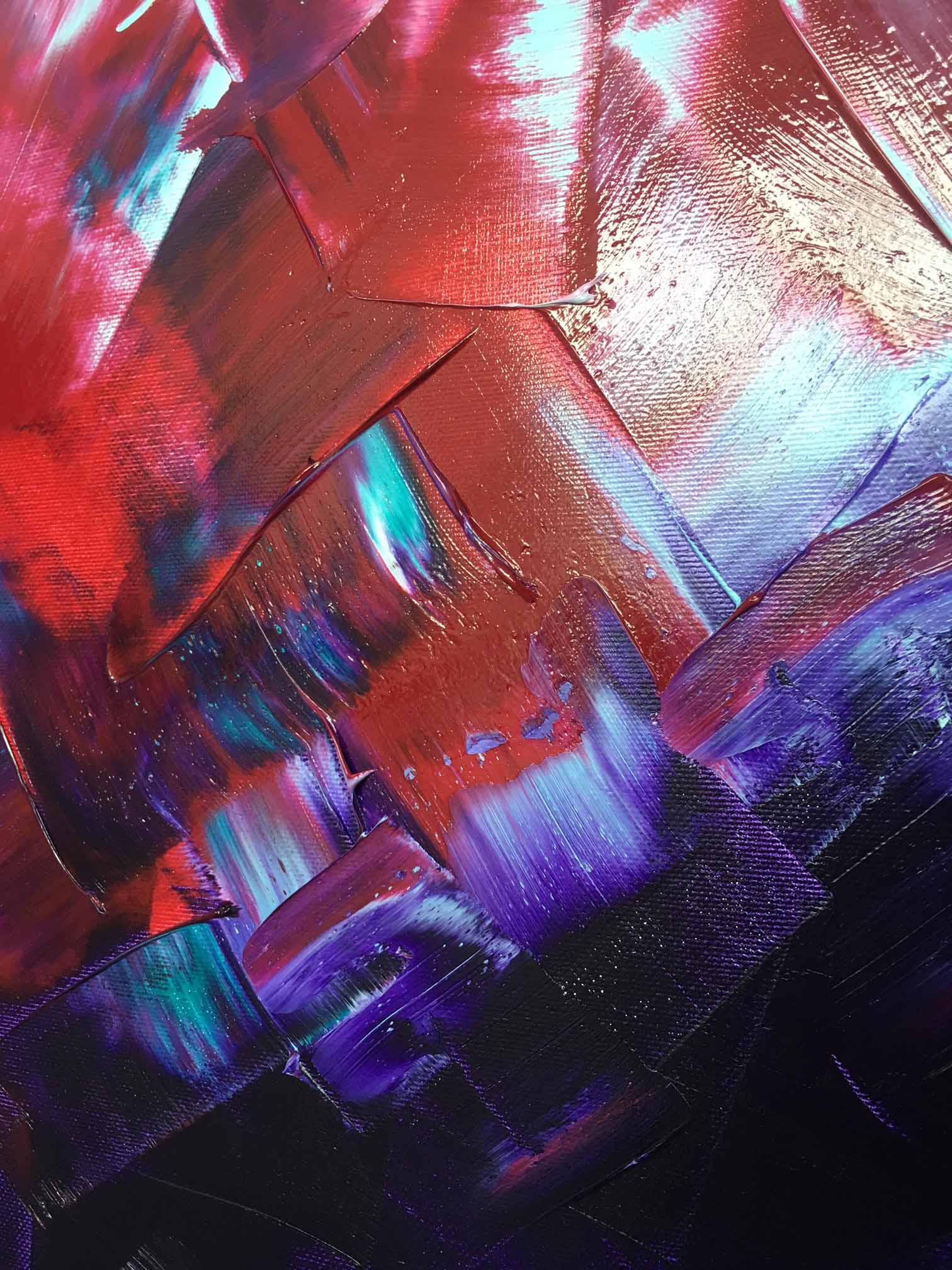 Adellyn Art - ručně malovaný obraz