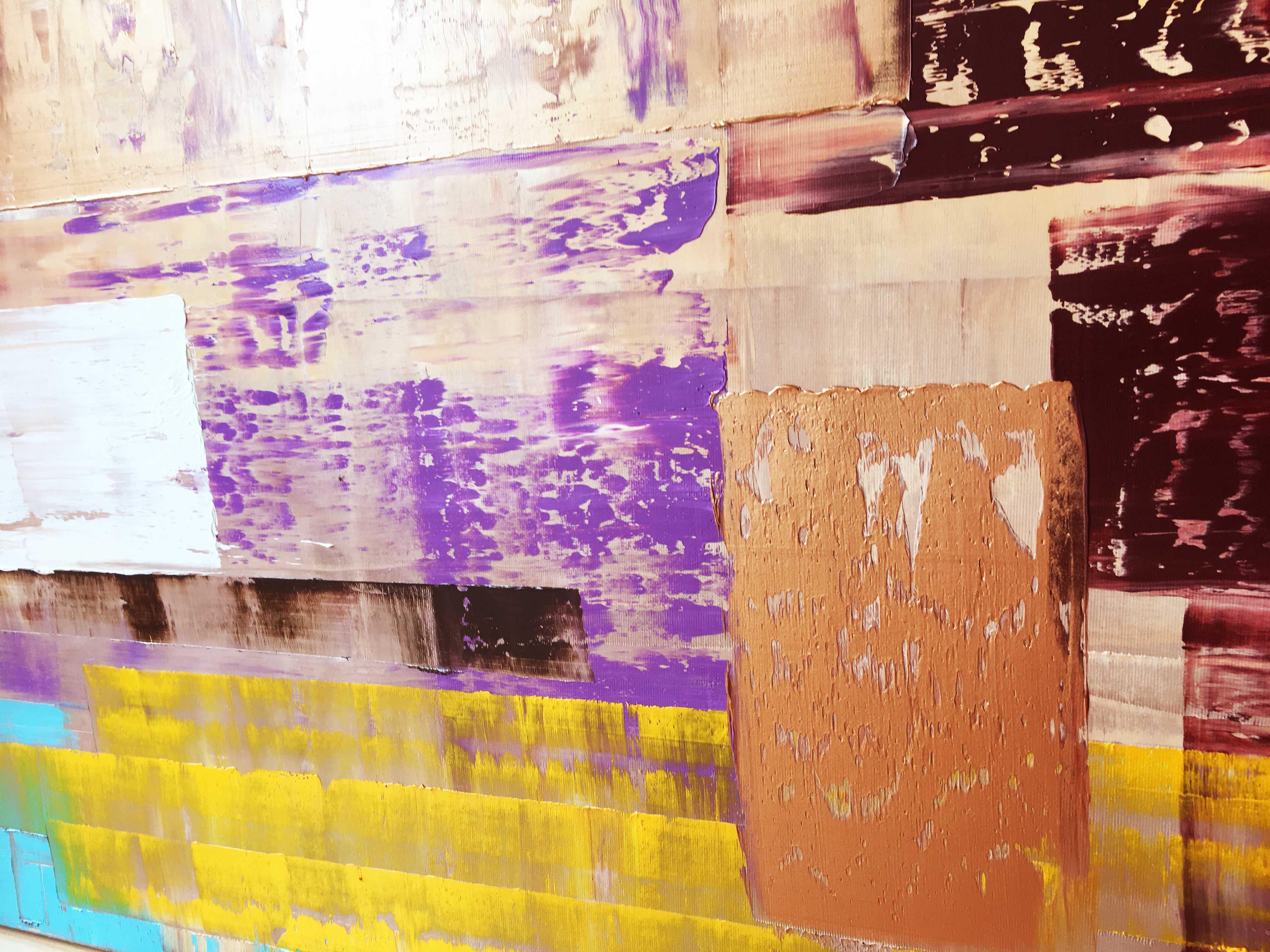 Abstraktní obrazy - Adellyn Art