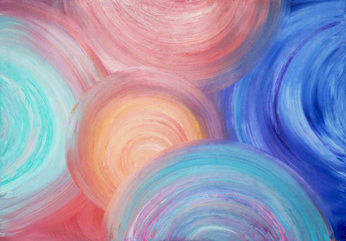 Moderní obrazy - abstrakce