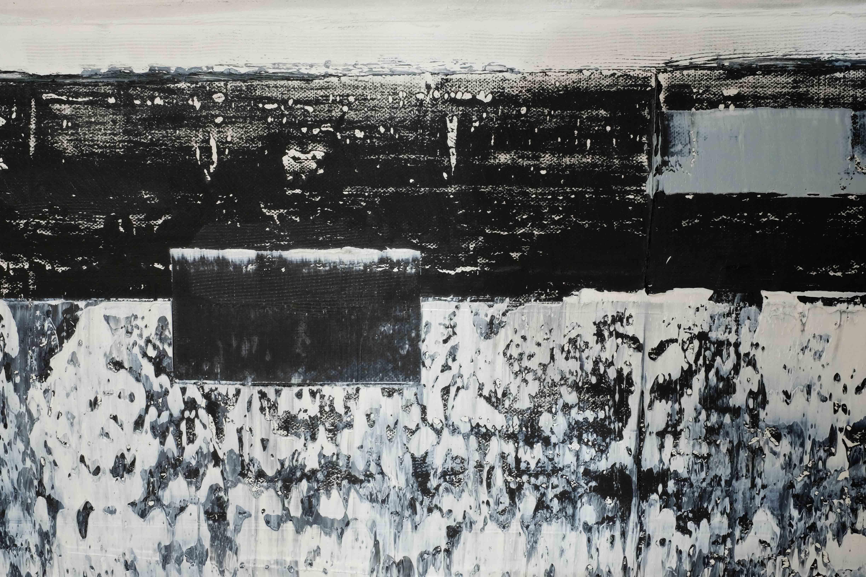 černobíly obraz