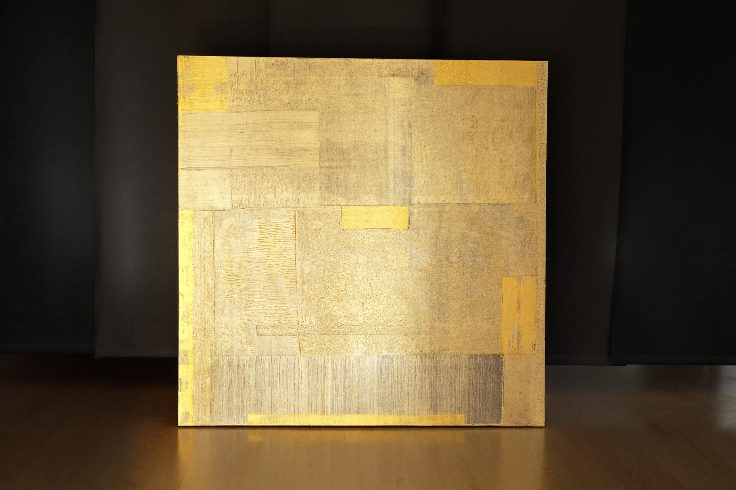 Zlatý obraz, domov dekorace
